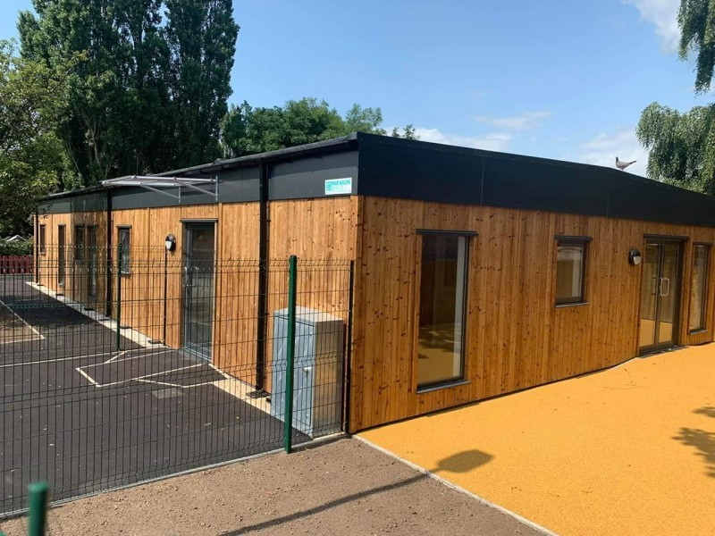 Modular Classrooms For Sale or Hire - Paragon Space